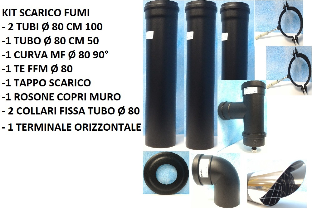 Rosone Mm Per Tubi Per Stufe A Pellet Share The Knownledge With Stufe A Pellet  Scarico Fumi.